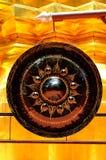 Gongo grande Foto de archivo