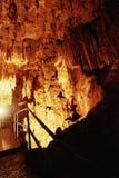 Gongo Pacitan Indonesia de la cueva fotografía de archivo