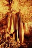 Gongo Pacitan Indonesia de la cueva Fotos de archivo