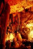 Gongo Pacitan Indonesia de la cueva Imagen de archivo libre de regalías