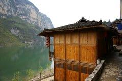 Gongtan Stadt Stockfotos