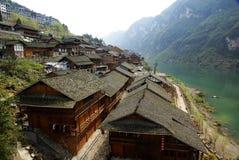 Gongtan Stadt Stockfotografie