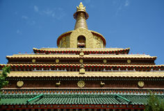 Gongtang Tower(Gannan) Stock Photo