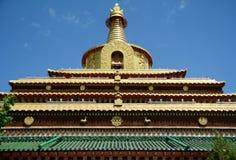Gongtang-Turm (Gannan) Stockfoto
