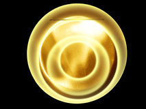 gongu narzędzie Obrazy Royalty Free
