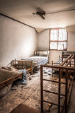 Gonjiam Psychiatric Hospital. The interior of Gonjiam Psychiatric Hospital in South Korea. The building was abandoned nearly twenty years ago, but never Stock Image