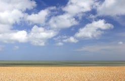 gont na plaży Obraz Stock