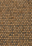 gontu dachowy drewno Zdjęcie Royalty Free