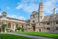 Gonville and Caius, Cambridge Stock Image