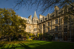 Gonville and Caius College, Cambridge Royalty Free Stock Photos