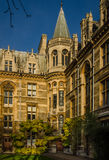 Gonville and Caius College, Cambridge Stock Image