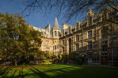 Gonville i Caius szkoła wyższa, Cambridge Zdjęcia Royalty Free