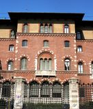 Gonzaga palace, Milan Royalty Free Stock Images