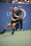 Gonzalez Fernando in US öffnen 2009 (10) Lizenzfreies Stockbild