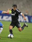 gonzalez Madrid gracza Raul real zdjęcia stock