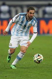 Gonzalo Higuain Royalty Free Stock Photos