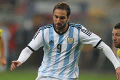Gonzalo Higuain Royalty Free Stock Images