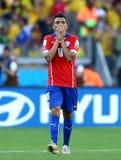 Gonzalo Jara Coupe du Monde 2014 Stock Image