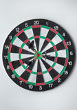 Good aim with darts Stock Image