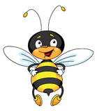 Good bee vector illustration