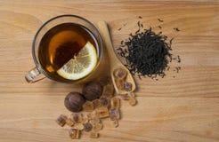 Good black tea Stock Photos