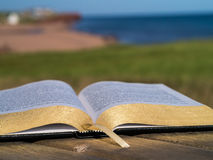 The Good Book Royalty Free Stock Images