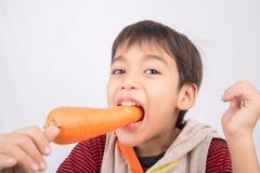 Free Good Boy Loves Veggies Stock Images - 65212784