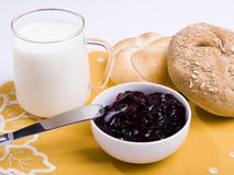 Good breakfast Royalty Free Stock Photography