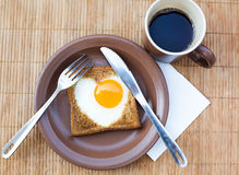 Good breakfast Stock Photo