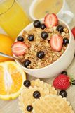 Good breakfast Royalty Free Stock Images