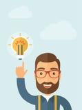 Good Business Idea Royalty Free Stock Image