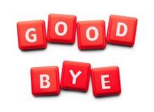 Good Bye Plastic Tiles Stock Photo