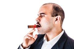 Good cigar Stock Photos