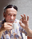 Good coffee Royalty Free Stock Photo