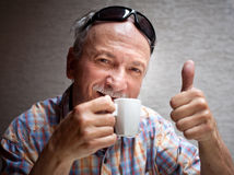 Good coffee Stock Images