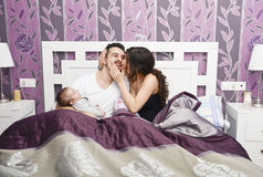 Good Daddy! Stock Photography