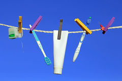 A good dental care Royalty Free Stock Photos