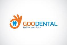 Good Dental Logo Template Design Vector, Emblem, Design Concept, Creative Symbol, Icon Stock Photo