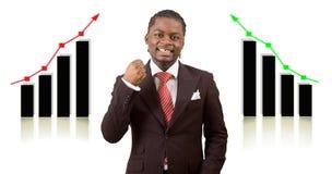 Good Double Success stock image