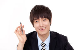 Good face business man. Stock Photography