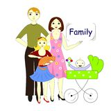 Good family Stock Photos