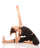 Good Flexibility - yoga Stock Images