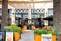 Good Food Hall stock images