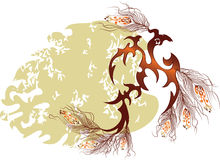 Good Fortune Bird Royalty Free Stock Image