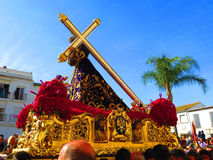 Good Friday in Alora Royalty Free Stock Photography