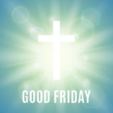 Good Friday background. Stock Photo