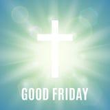 Good Friday background. Stock Photo