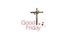 Good Friday Royalty Free Stock Photography