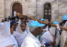 Good Friday in Jerusalem Royalty Free Stock Image