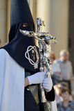 Good Friday procession, Spain Royalty Free Stock Images